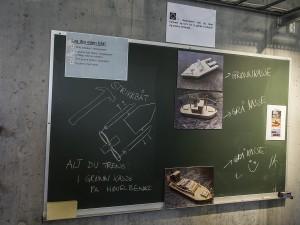 Bygg din egen strikkbåt. (Foto: Per Sibe)