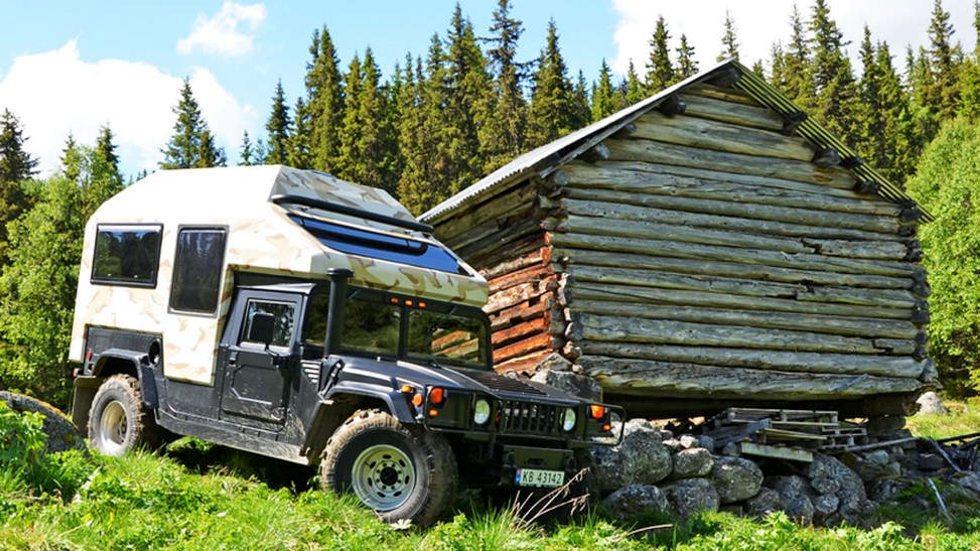 hummer-campingbil